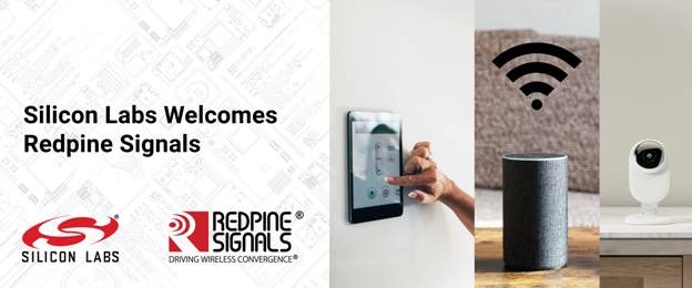 Silicon Labs Welcomes Redpine.png