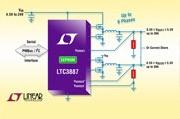Linear推出一款双通道输出同步降压型DC/DC控制器LTC3887
